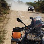 Traffic on Transpantaneira in the Pantanal