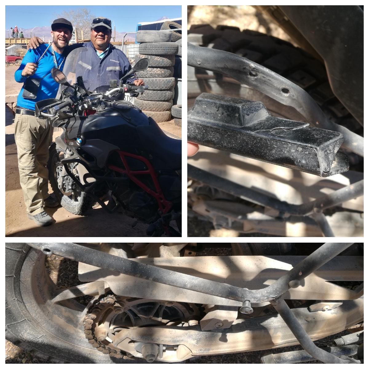 Mechanic, San Pedro De Atacama