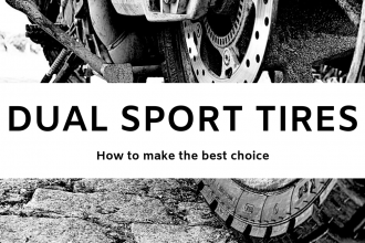 Dual Sport Motorcycle Tires Choice
