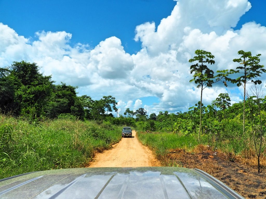 Tambopata National Park