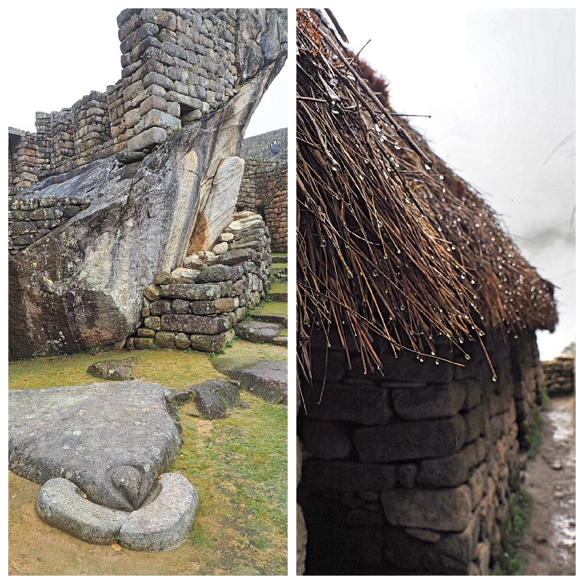 Machu Picchu, Condor & Rain