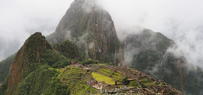 Machu Picchu Motorcycle Travel South America