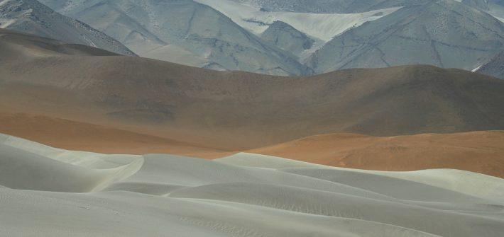 Dunes, Panamerican Highway
