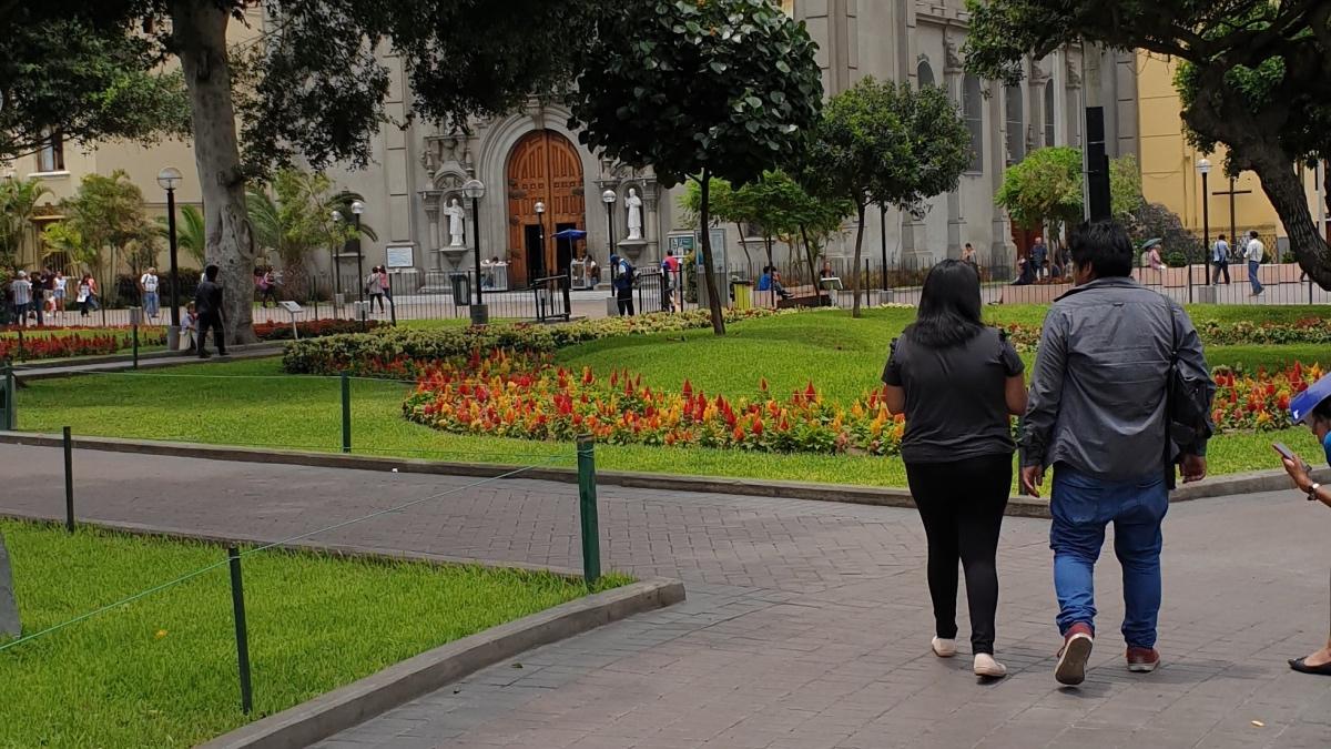 Kennedy Park, Miraflores