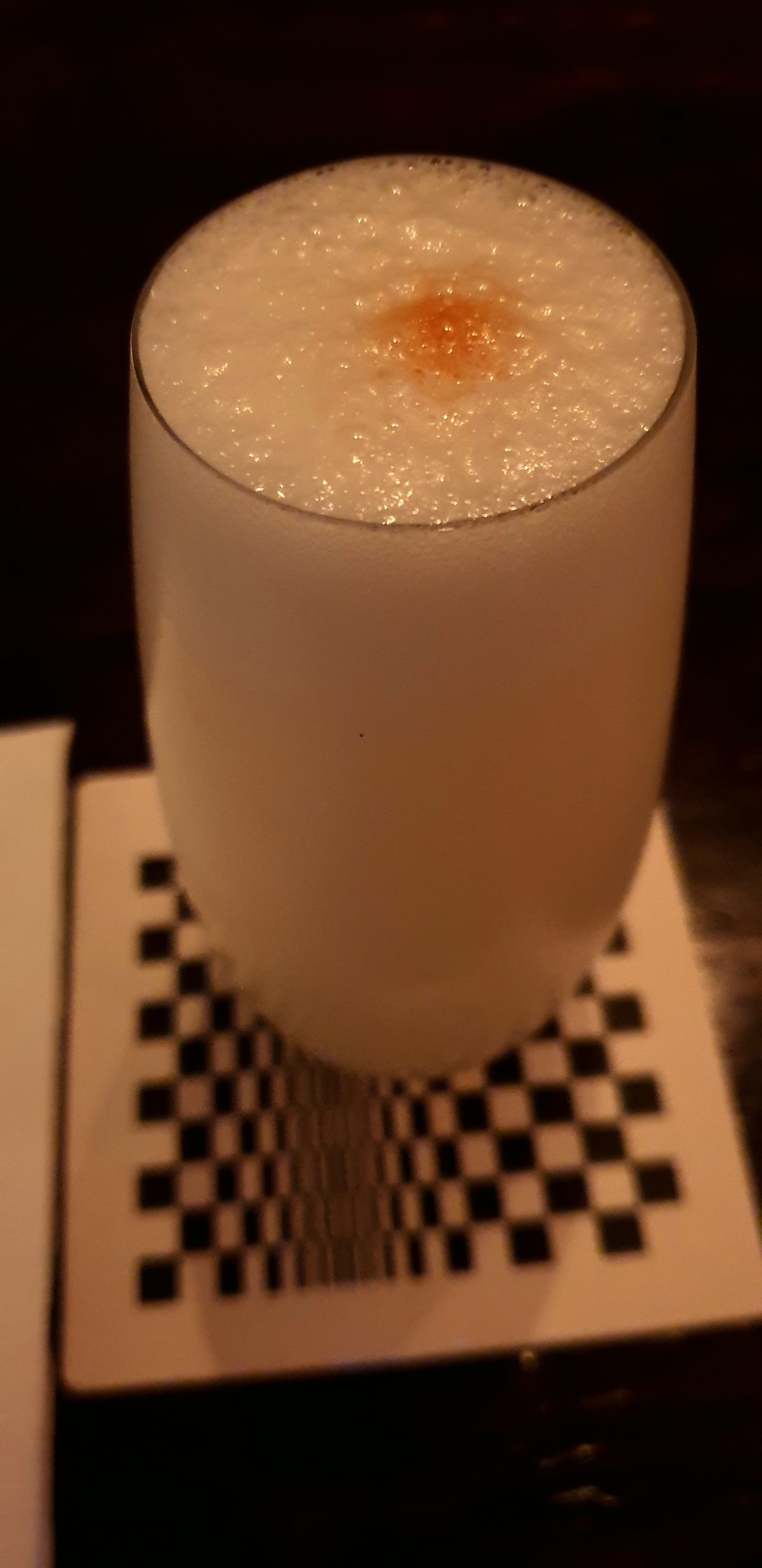 Pisco Sour, Rafael Bar