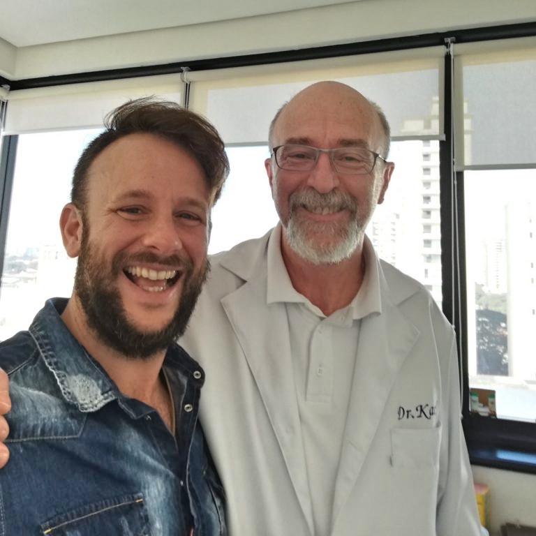 Dr Karl, Sao Paulo, Brazil