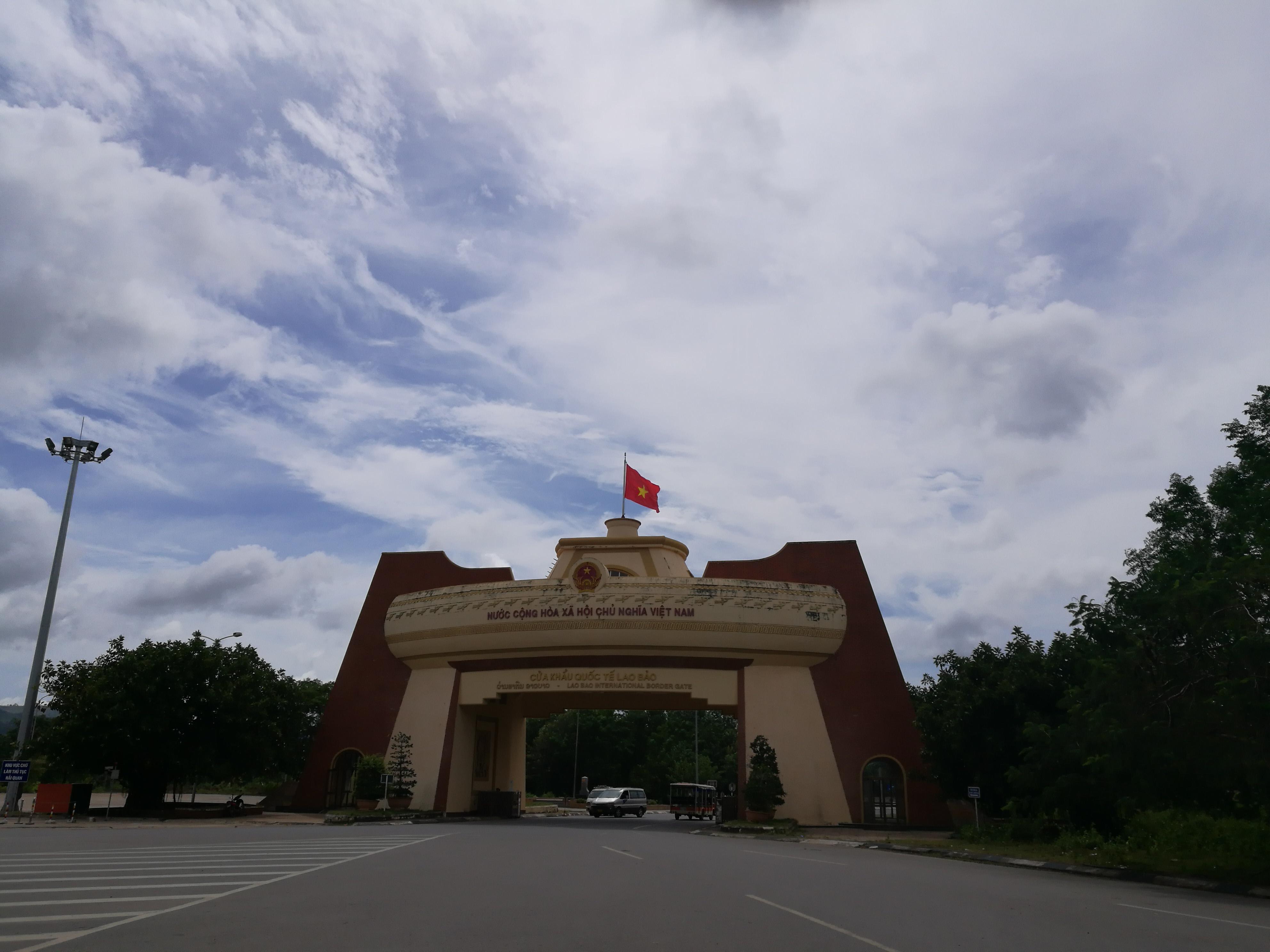 Frontier Vietnam Laos