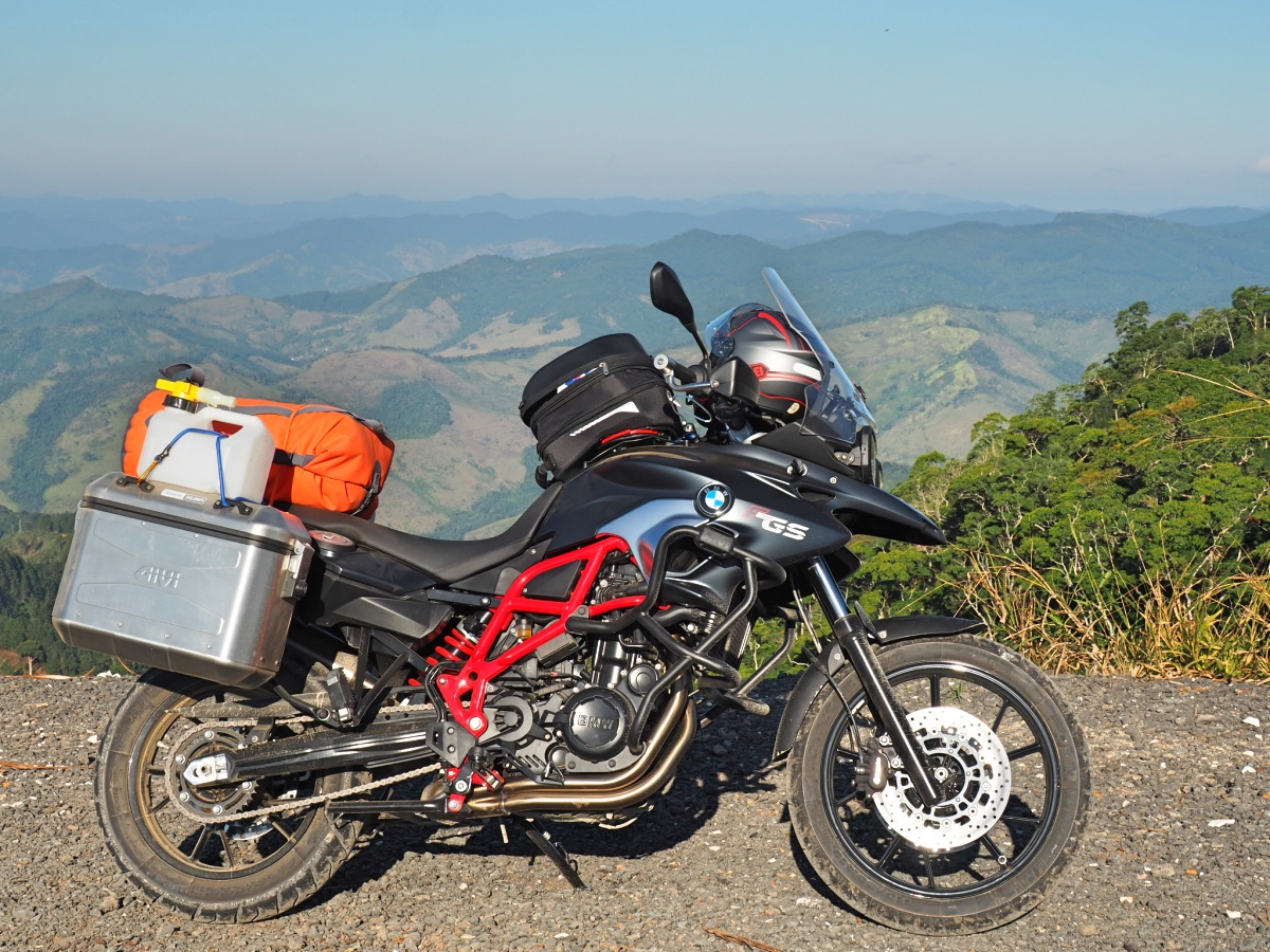 BMW 700 GS, Adventure Motorcycle