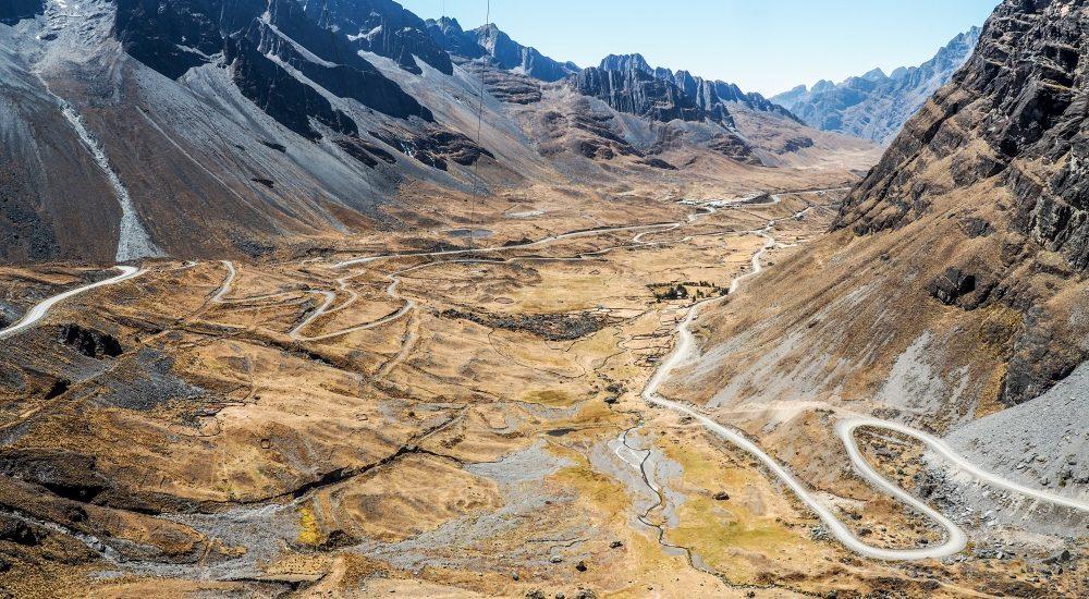 Peru Motorcycle Travel South America
