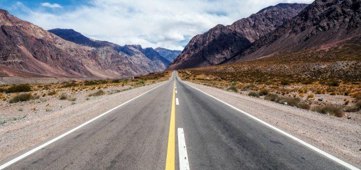 Dream Roads of South America