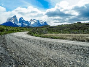 Torres del Paine Motorcycle Travel South America
