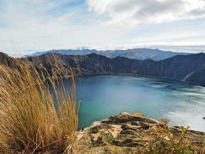 Ecuador Motorcycle Travel South America
